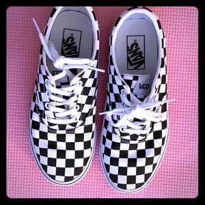 Doheny Vans in Black/White Checkerboard 🖤🤍
